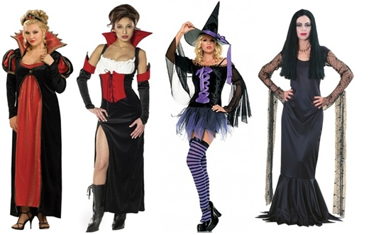 Halloween Fantasias Mais
