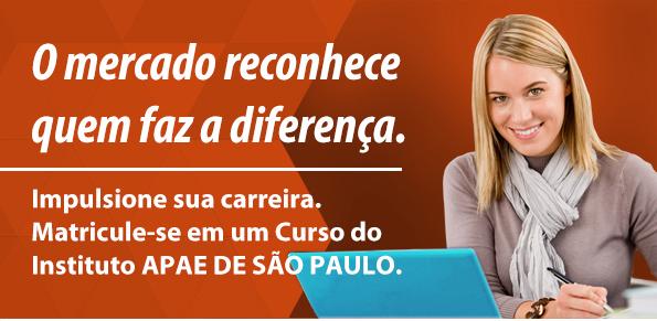 Instituto APAE de São Paulo – Cursos e Datas