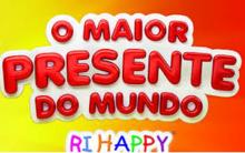 Ri Happy Promoção O Maior Presente do Mundo – Como Participar