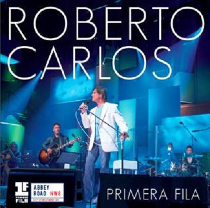 Roberto Carlos Primeira Fila – Lançamento CD de Clássicos
