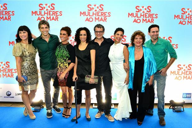 SOS Mulheres ao Mar 2 Filme 2015 – Nos Cinemas