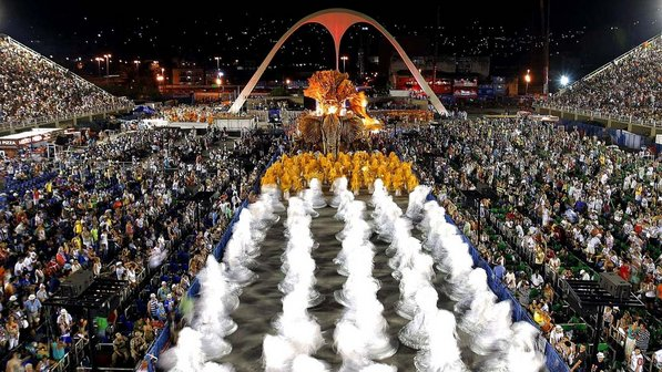 Sambódromo Rio Carnaval 2016 – Programação e Ingressos