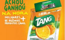 Tang Promoção na Refeição dá Prêmios – Como Participar