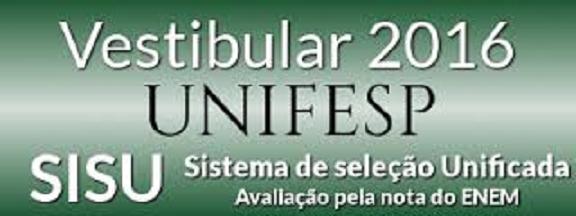 UNIFESP-vestibular