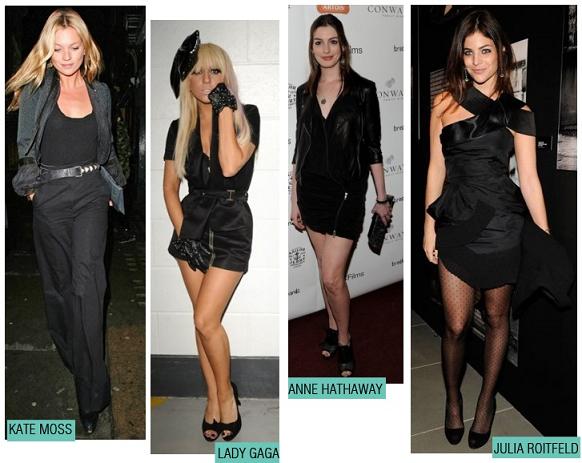 Look Preto ou All Black – Dicas de Como Usar.