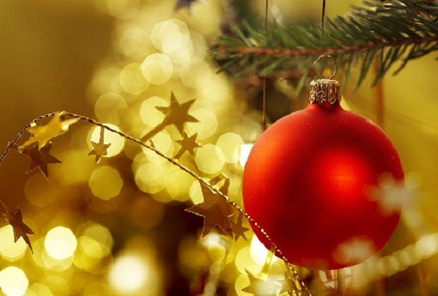Árvore de Natal Passo bola
