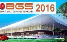 Brasil Game Show 2016 – São Paulo Expo – Ingressos
