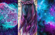 Cabelos Galaxy Hair – Dicas Como Fazer Vídeo