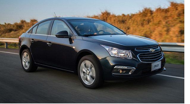 Cruze 2016 Com Sistema OnStar – Lançamento Chevrolet
