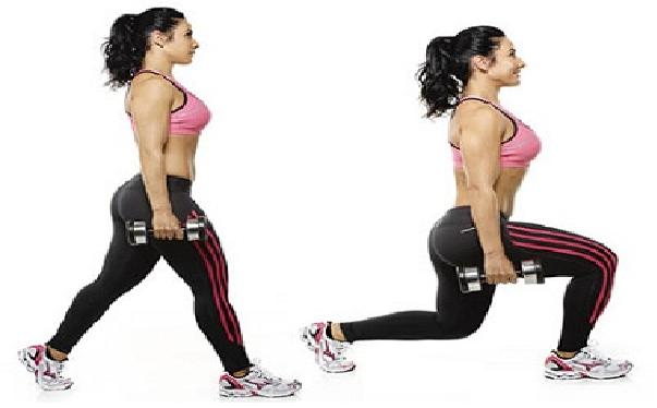 Exercícios Com Halteres gordura