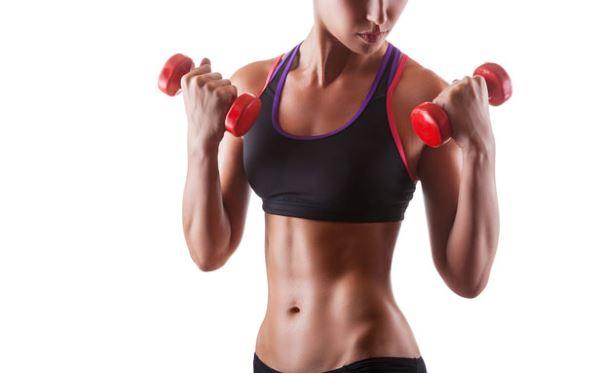 Exercícios Com Halteres Para Mulheres – Benefícios