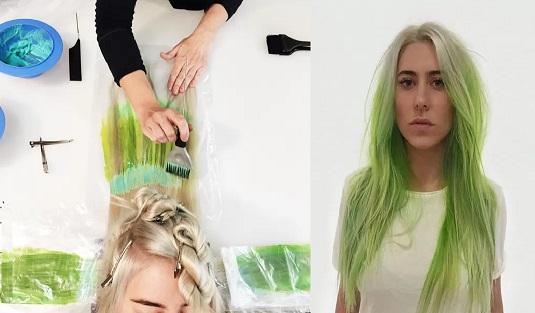Fluid-Hair