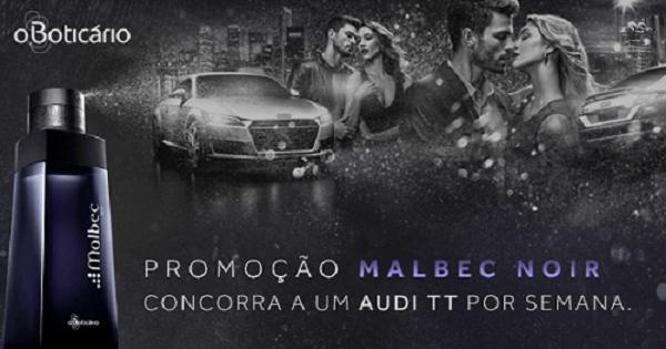 Malbec Noir O Boticário Promoção 2015 – Como Participar