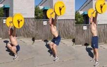 Overhead Squat Exercícios – O Que É E Como Fazer