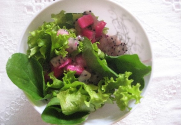 Pitaya salada