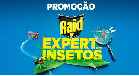 Raid Expert Em Insetos Promoção – Como Participar