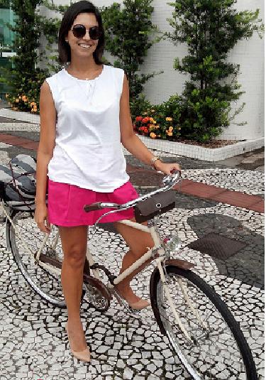 Trabalhar de bicicletas