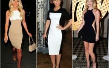 Vestidos Bicolores – Modelos e Dicas de Como Usar