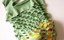 Bolsa de Camiseta Velha – Como Fazer Passo a Passo