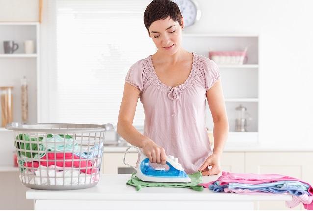 lavar roupas passar