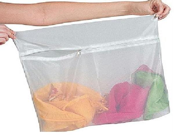 lavar roupas saco