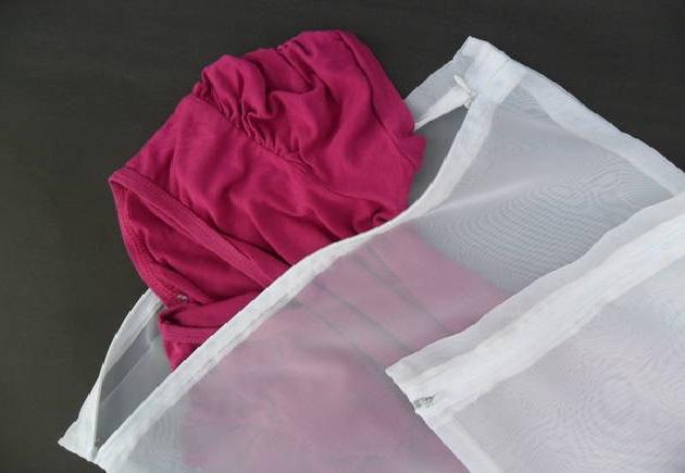 lavar roupas sacos