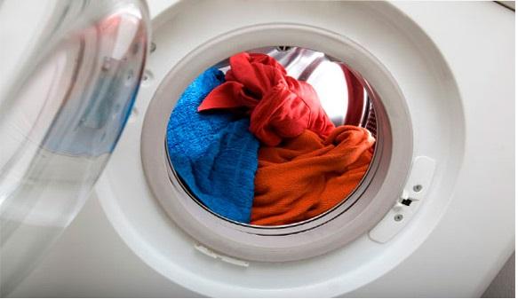 lavar roupas toalhas
