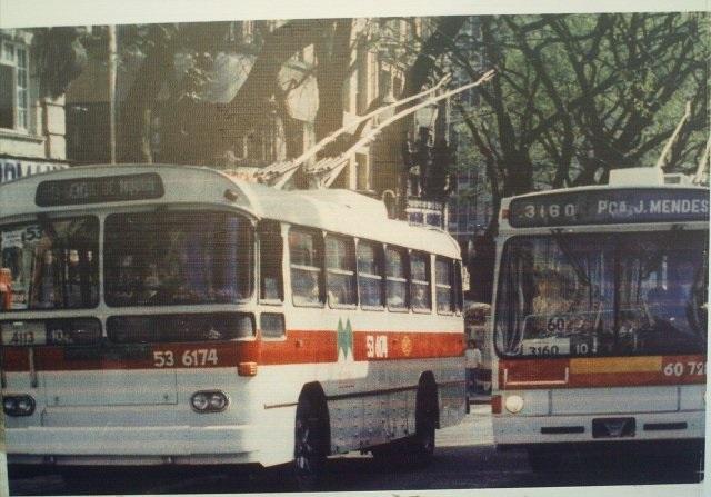 Ônibus Brasileiro trolebus