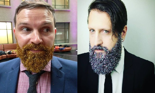 Barba Com Glitter  escritorio