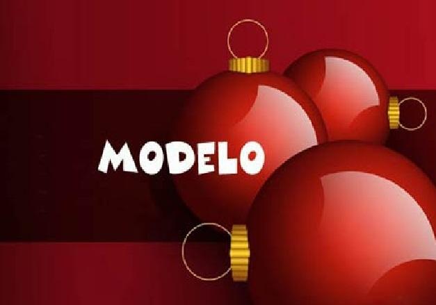 Cartões de Natal novo