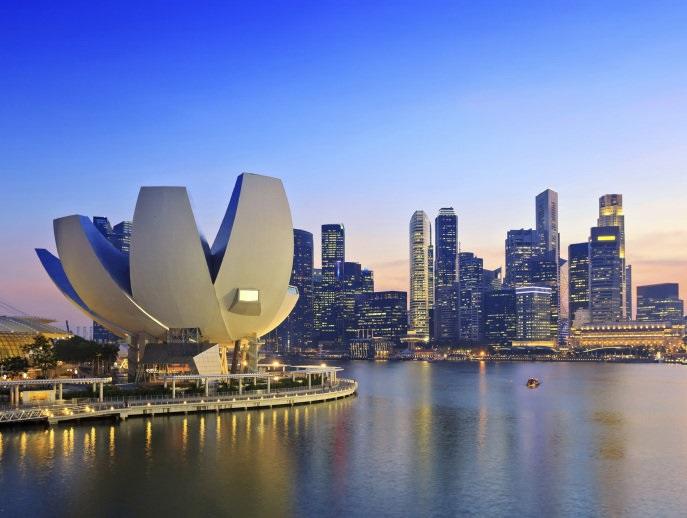 Cidades do Mundo cingapura