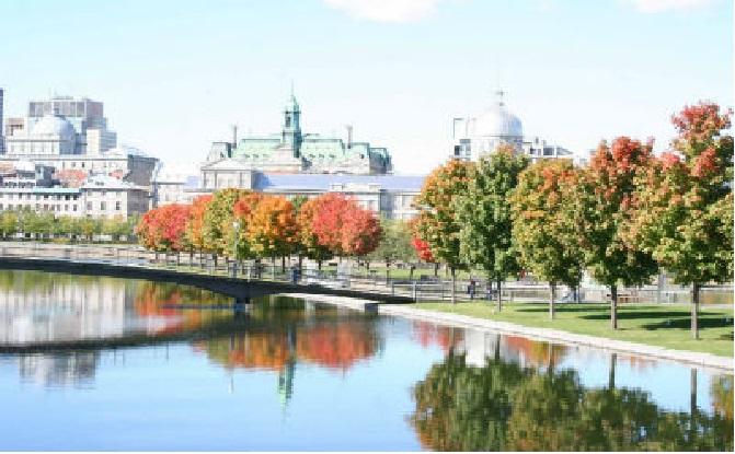 Cidades do Mundo montreal