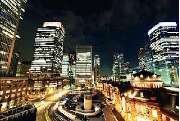 Cidades do Mundo tókio