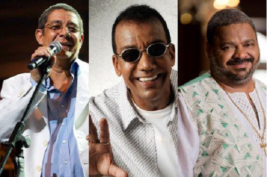 Copacabana Réveillon 2016 artistas