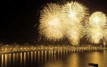 Copacabana Réveillon 2016 – Com Samba e Queima de Fogos
