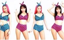 Coreanas Ari e Miu Coreografia de Bang – Sucesso de Anita