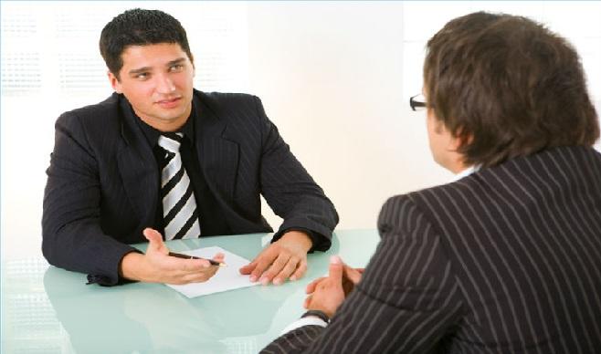 Estágio Uma Boa Entrevista empresa