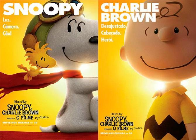 Filmes Infantis Para Ver snoopy
