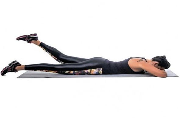 Intestino Estimular pernas