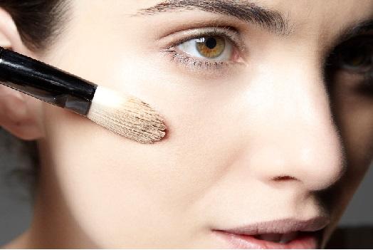 Maquiagem Com Efeito base