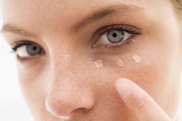 Maquiagem Com Efeito corretivo