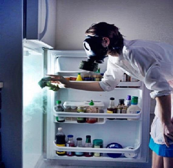 Mau Cheiro Dentro da Geladeira – Como Eliminar