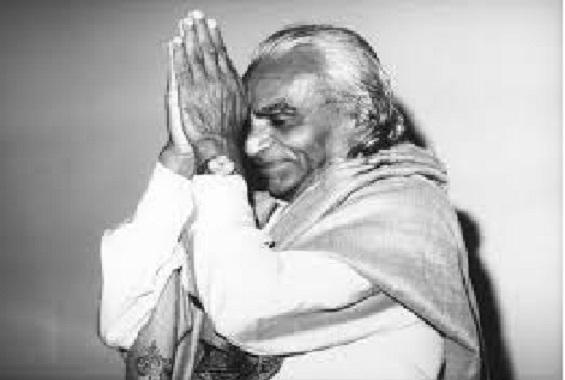 Mestre da Yoga Iyengar