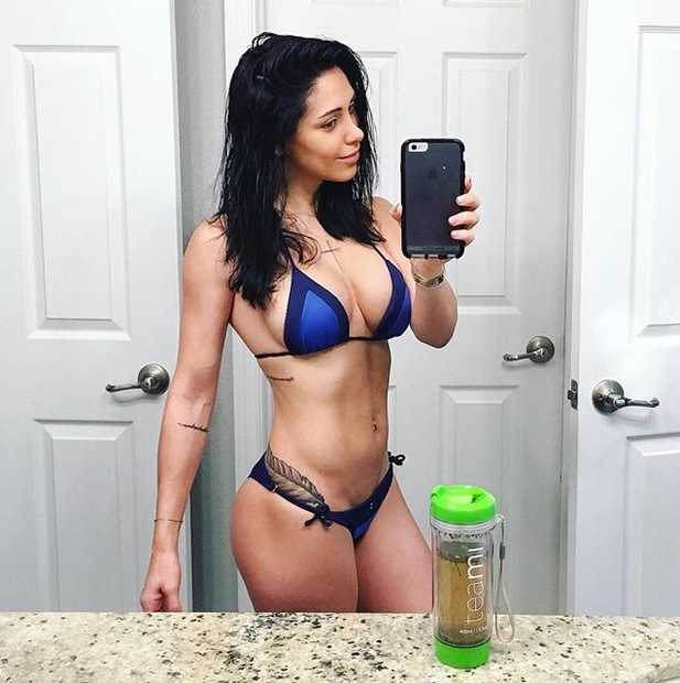 Musas Fitness do Instagram  bela