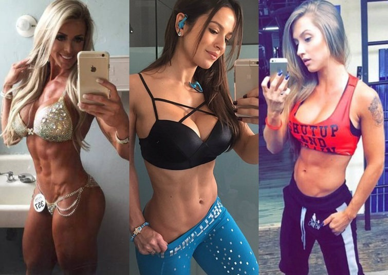 Musas Fitness do Instagram