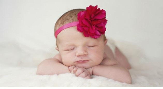 Nome de Bebês Tendências menina