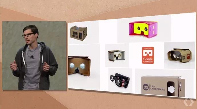 Novo Aplicativo Que Transforma carboard