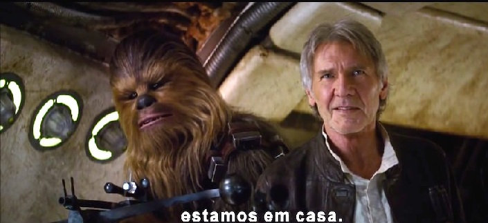Novo Filmes Star Wars