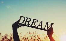 Sonhos – Como Não Desistir e Estratégias
