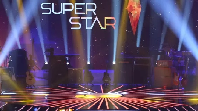 Superstar 3ª palco